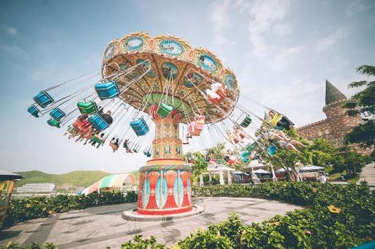 Đón năm mới rực rỡ tại Vinpearl Land Nha Trang - Ảnh 3.