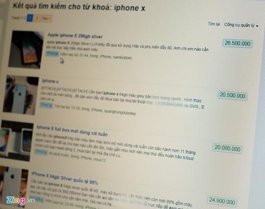 Bỏ 22 triệu mua iPhone X, nhận được mô hình tại Sài Gòn - Ảnh 3.