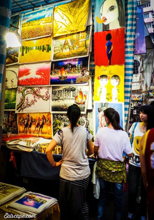 Chợ Quý Bà, thiên đường mua sắm hàng hiệu giá rẻ ở Hồng Kông - Ảnh 7.