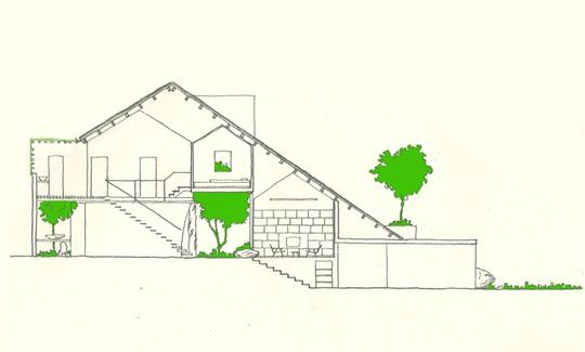 Nhà nhỏ trên cao nguyên Lâm Đồng đẹp như bước ra từ truyện cổ - Ảnh 23.