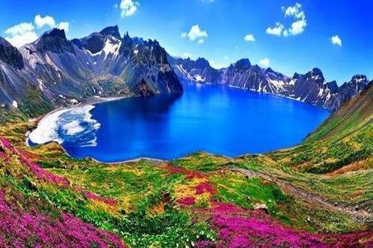 Điêu đứng trước vẻ đẹp 10 hồ núi lửa đẹp ngất ngây - Ảnh 8.