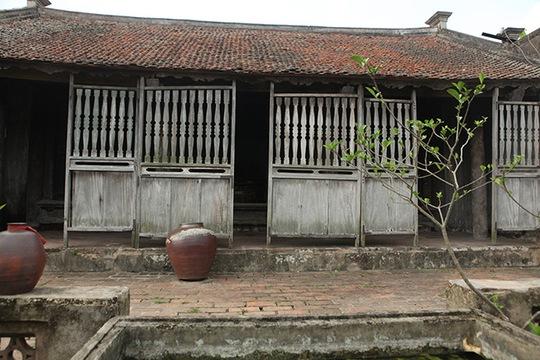Ngôi nhà Bá Kiến hơn 100 năm tuổi ở làng Vũ Đại - Ảnh 8.