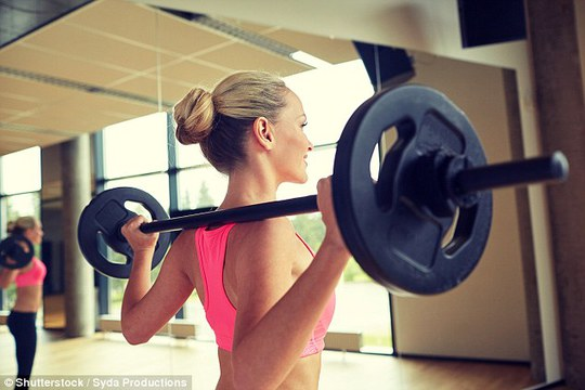 Nên tập thể dục để có một cơ thể khỏe mạnh và một thân hình cân đối