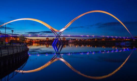 Tròn mắt trước 20 cây cầu có cấu trúc ấn tượng nhất thế giới - Ảnh 4.