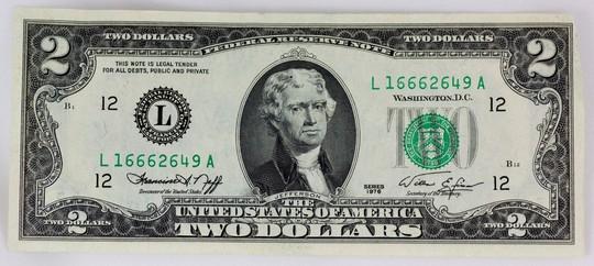 Những điều thú vị về tờ 2 USD - Ảnh 4.