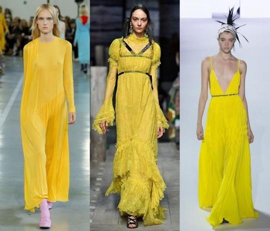 Góp nắng cho ngày hè với trang phục sắc màu rực rỡ - Ảnh 4.
