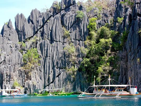 Palawan: Hòn đảo đẹp nhất thế giới - Ảnh 4.