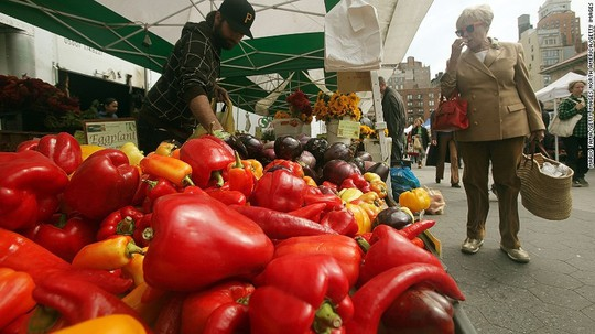 10 khu chợ thực phẩm tươi nổi tiếng của thế giới - Ảnh 4.