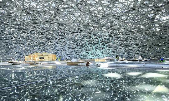 Bộ sưu tập tỷ USD của bảo tàng Ả-rập - Ảnh 4.