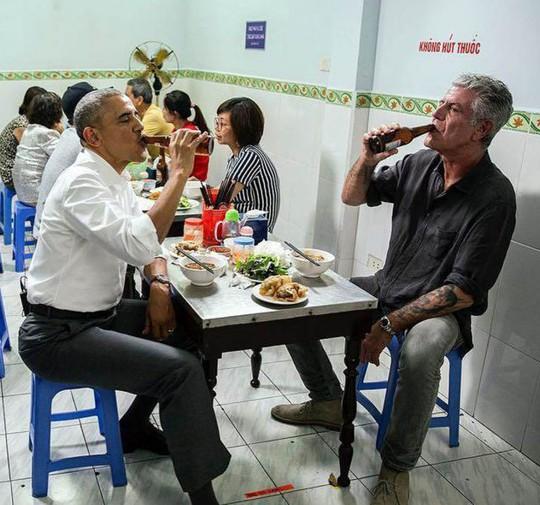 Nhà hàng, quán vỉa hè Việt Nam các chính khách từng ghé - Ảnh 4.