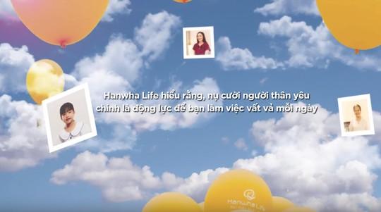 Hanwha Life - Thương hiệu bảo hiểm uy tín bảo vệ nụ cười Việt - Ảnh 4.
