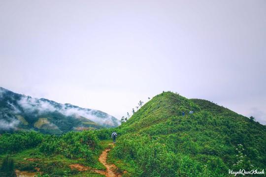 Biển mây Tà Xùa, chuyến đi Tây Bắc cho 2 ngày cuối tuần - Ảnh 4.