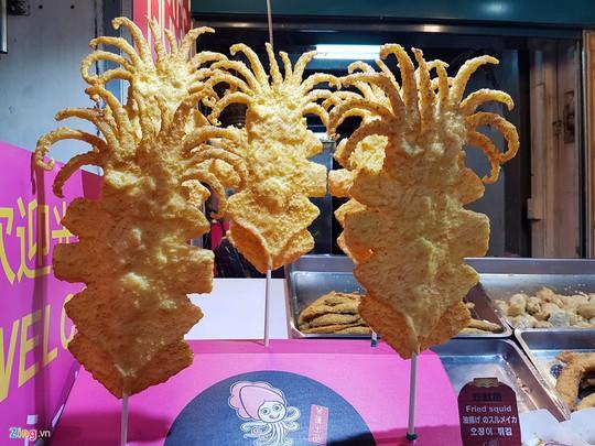 Chợ đêm: Thiên đường ẩm thực Đài Loan - Ảnh 4.