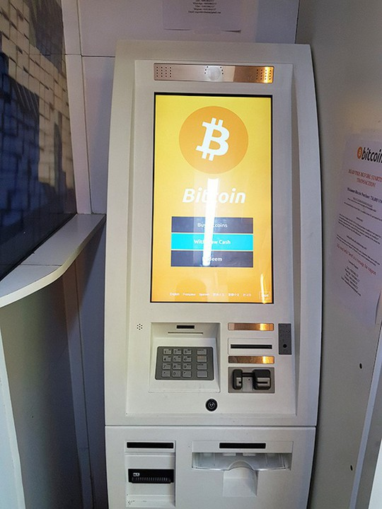 Nguy cơ mất trắng khi giao dịch tiền ảo Bitcoin qua ATM đặc thù! - Ảnh 4.