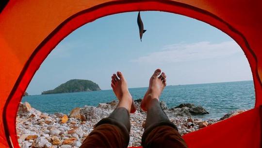 """Nam Du, điểm đến mùa hè cho những kẻ """"cuồng chân"""""""
