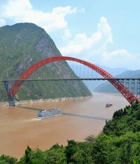 Tròn mắt trước 20 cây cầu có cấu trúc ấn tượng nhất thế giới - Ảnh 5.