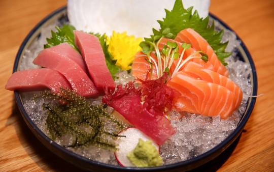 Cá ngừ vây xanh 300 triệu nhập từ chợ cá Nhật Bản - Ảnh 6.