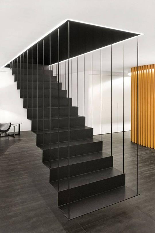 Những điều cơ bản về cầu thang mà bạn phải biết - Ảnh 5.