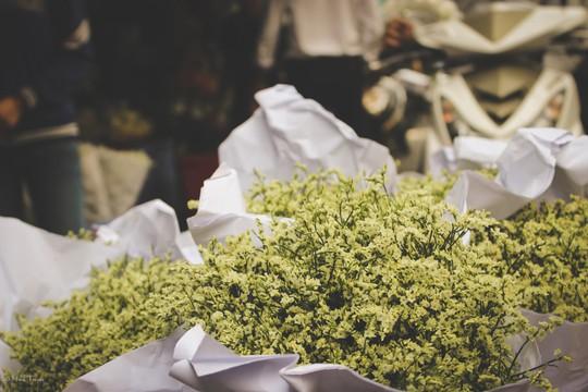 Sắc màu bình dị tại chợ hoa lớn nhất Sài Gòn - Ảnh 5.
