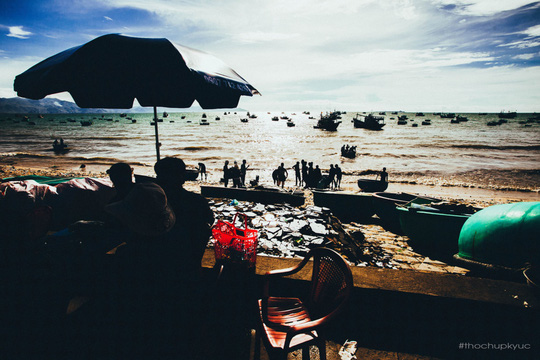 Sướng mắt với biển, đá và cua ở cù Lao Câu - Ảnh 5.