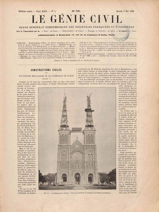 Tiền thân của Nhà thờ Đức Bà là một ngôi chùa nhỏ - Ảnh 5.