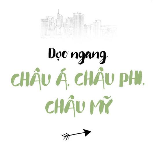 Thầy giáo Việt du lịch bụi qua 72 nước! - Ảnh 5.
