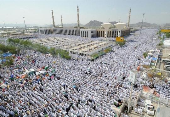 Thánh địa Mecca và những điều bạn chưa biết - Ảnh 5.