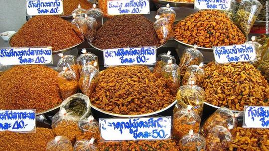 10 khu chợ thực phẩm tươi nổi tiếng của thế giới - Ảnh 5.