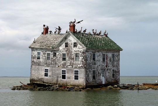 11 công trình bị bỏ hoang có vẻ đẹp ma mị trên thế gian - Ảnh 5.