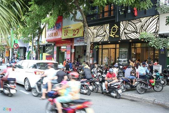Tranh nhau từng m2 đất bán trà sữa ở Sài Gòn - Ảnh 5.