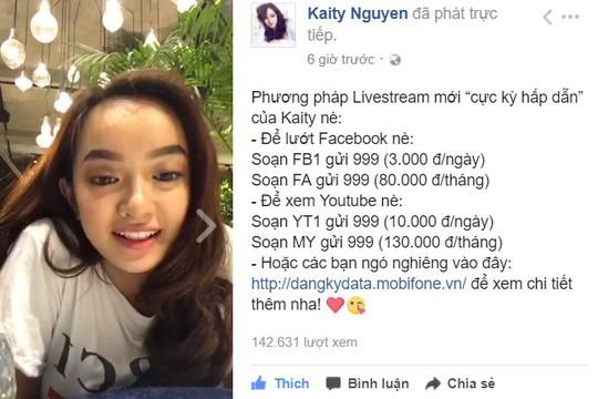 Sao Việt rủ nhau livestream khoe gói 4G MobiFone siêu mượt - Ảnh 5.