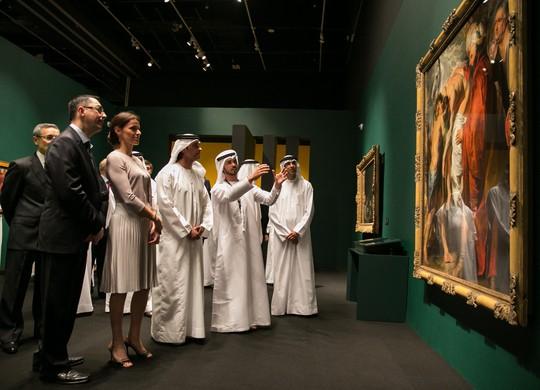 Bộ sưu tập tỷ USD của bảo tàng Ả-rập - Ảnh 5.