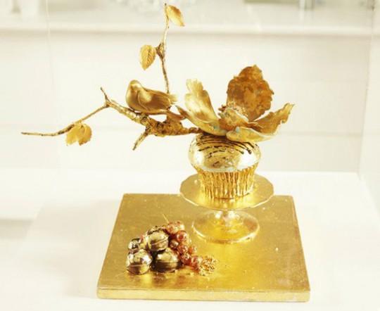 9 món ăn dát vàng dành cho hội con nhà giàu - Ảnh 5.