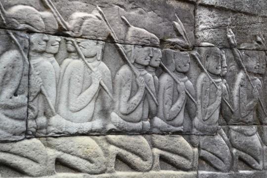 Ngôi đền bí ẩn lâu đời hơn cả Angkor Wat ở Campuchia - Ảnh 6.