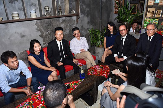 Nhà hàng, quán vỉa hè Việt Nam các chính khách từng ghé - Ảnh 5.