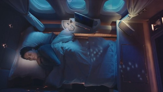 Khoang hạng nhất với không gian riêng cho hành khách - Ảnh 5.