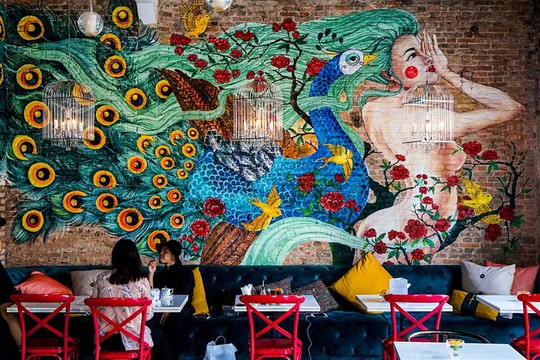 7 quán cà phê khách Tây mách nhau phải ghé ở Sài Gòn - Ảnh 8.