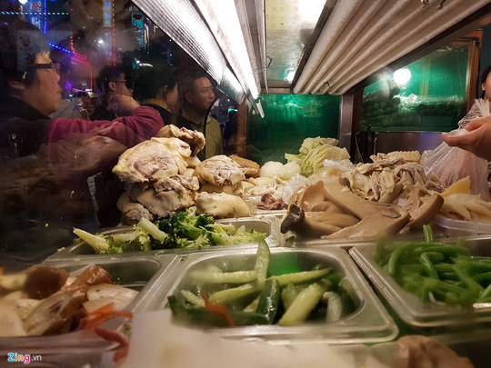 Chợ đêm: Thiên đường ẩm thực Đài Loan - Ảnh 5.