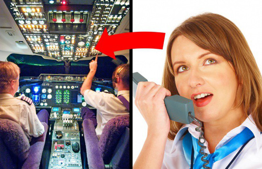 Phi công giải thích về 10 bí mật trên máy bay ít được tiết lộ - Ảnh 5.