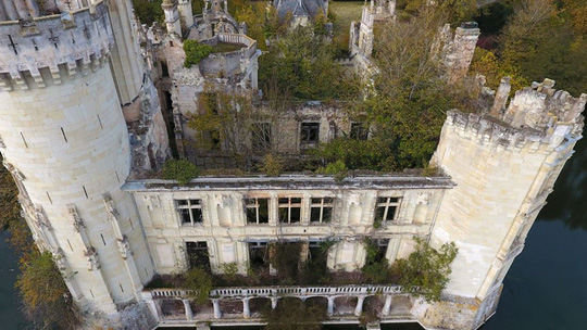 Bên trong lâu đài cổ nước Pháp có hơn 9.000 chủ nhân - Ảnh 5.