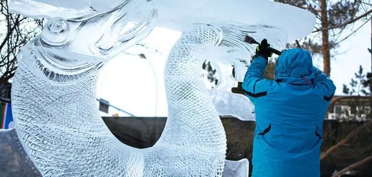 Những lễ hội điêu khắc băng tuyết hấp dẫn nhất thế giới - Ảnh 5.