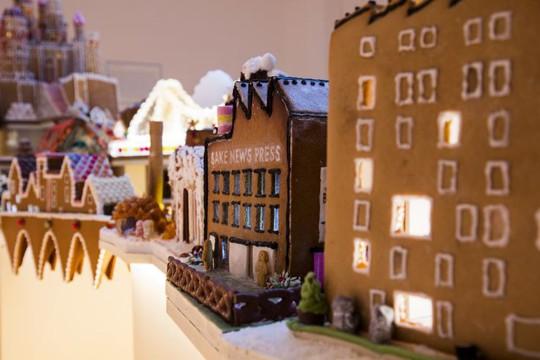"""""""Thành phố Bánh gừng"""" tưng bừng đón Giáng sinh - Ảnh 5."""
