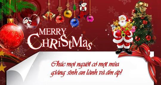 Những lời chúc Giáng sinh hay và ý nghĩa nhất - Ảnh 2.