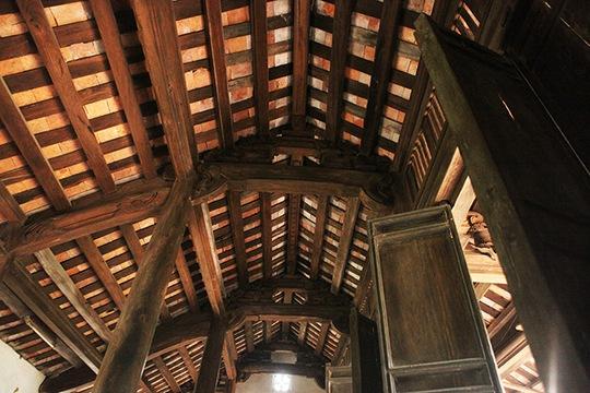 Ngôi nhà Bá Kiến hơn 100 năm tuổi ở làng Vũ Đại - Ảnh 14.
