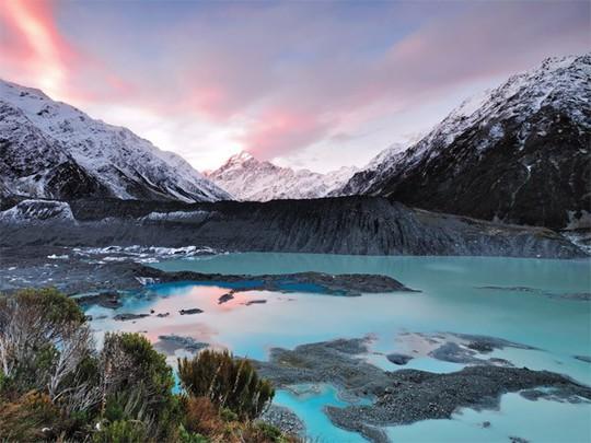 Bí mật đằng sau những ngọn núi đẹp nhất thế giới - Ảnh 14.