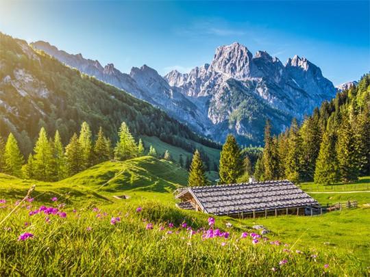 Bí mật đằng sau những ngọn núi đẹp nhất thế giới - Ảnh 16.