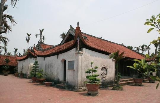 Ngôi chùa là di tích quốc gia đặc biệt của nước ta (Ảnh: Hành trình phương Đông).