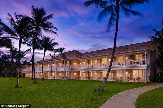 Khu nghỉ dưỡng sang trọng One&Only Ocean Club