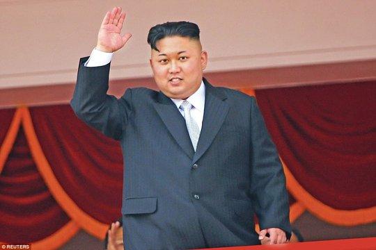 Nhà lãnh đạo Kim Jong-un Ảnh: REUTERS
