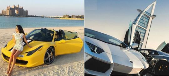 Cuộc sống của hội con nhà giàu Dubai - Ảnh 6.